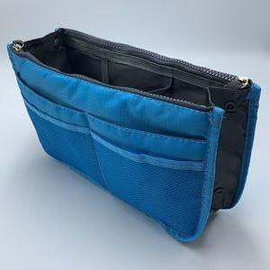 Blue Multi-Function Organizer Bag - New!